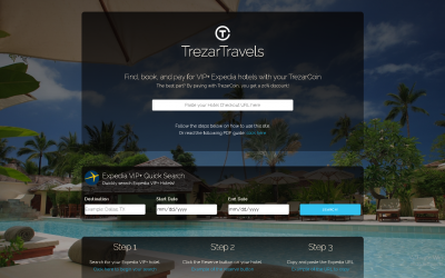 TrezarTravels Overhaul